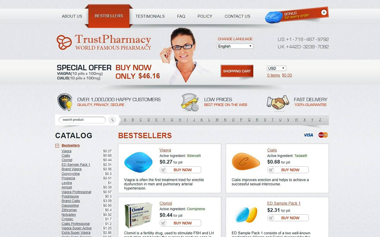 Big-Pharmacy.com Reviews