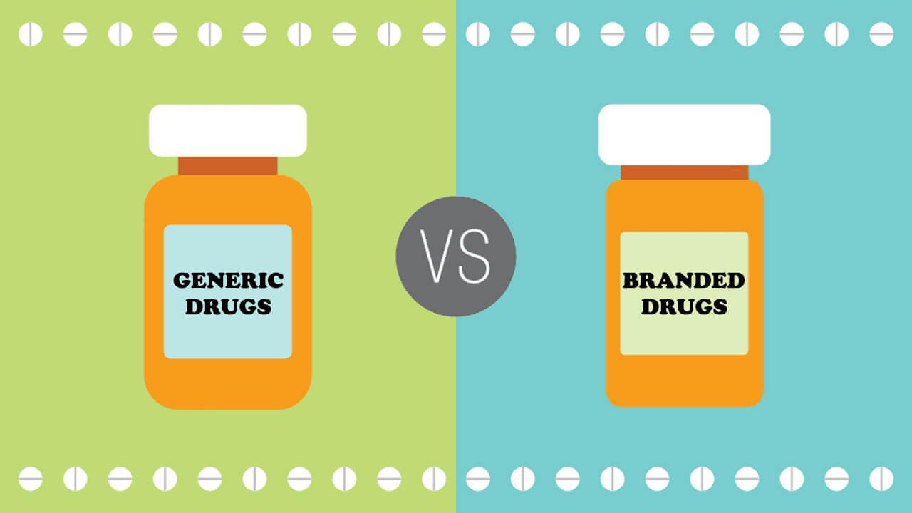 generic medicine vs brand medicine
