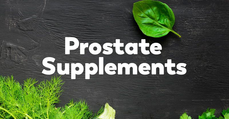 natural supplements, prostate, prostate treatment
