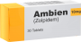 ZOLPIDEM (AMBIEN) 10mg/30-300 pills