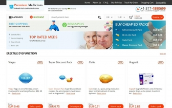 PremiumMedicines.com Reviews • Internet Pharmacy With Recommendations And A Good Reputation