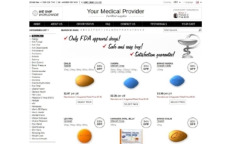 UrMedProvider.com • A Certified Supplier of Medications